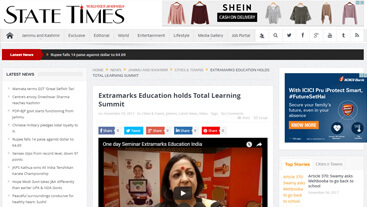 Extramarks media page