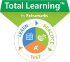 Extramarks Total Learning Logo