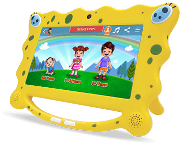 Extramarks Toddler Tablet Logo